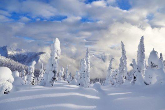 Skikatalog für Nordamerika