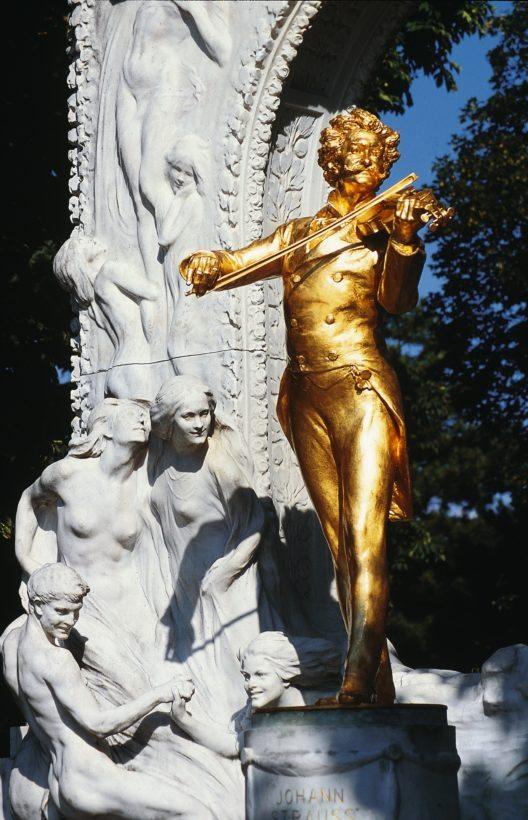Johann Strauss-Stadtpark (Bild: © WienTourismus Willfried Gredler-Oxenbauerr)