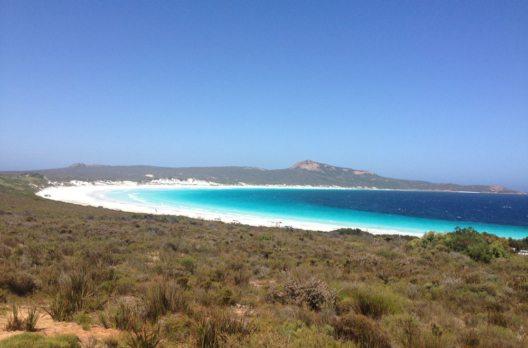 Lucky Bay WA (Bild: Tourism Australia)