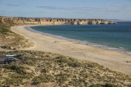 Maslins Beach Fleurieu Peninsula SA (Bild: Tourism Australia)