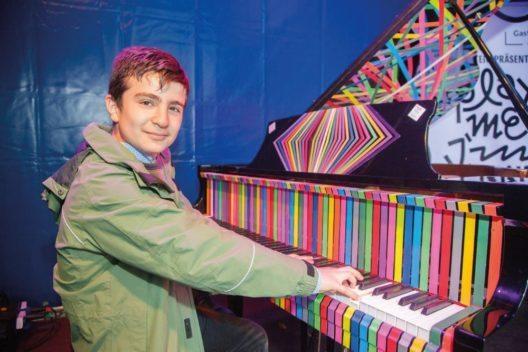 KlavierwocheNeil Tarabulsi (Bild: © DAI)