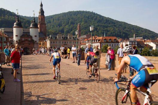 Heidelbergman Triathlon (Bild: © HeidelbergMan GbR)