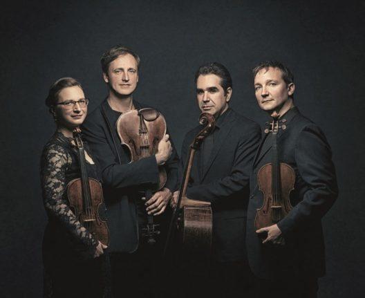 Streichquartettfest Kuss Quartet (Bild: © MolinaVisuals)