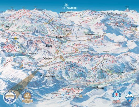 Durch neue Liftverbindung ins Zentrum des Arlberg gerückt (Bild: © image3 Kommunikationsdienstleistungs GmbH)