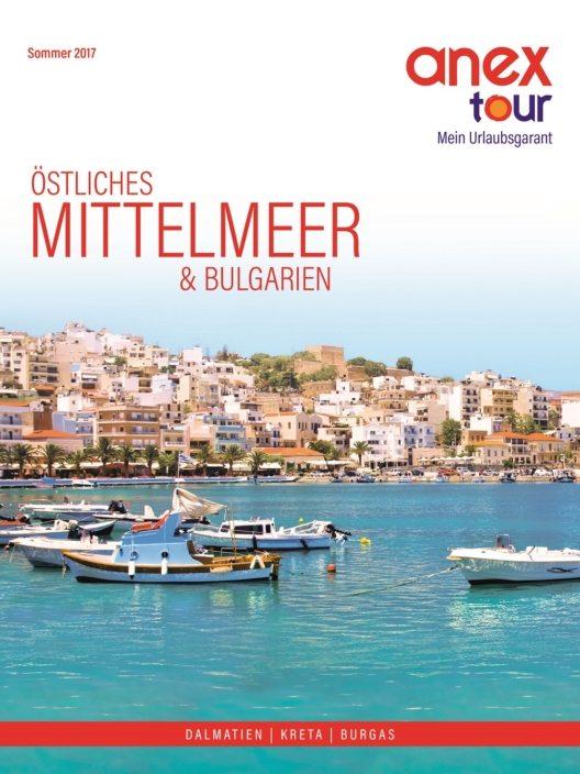 """""""Östliches Mittelmeer & Bulgarien"""""""
