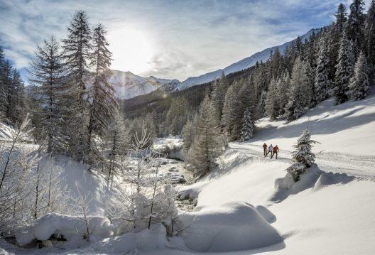 Erfolg verpflichtet langfristig. Das Val Müstair verfolgt konsequent das Ziel einer klaren Langlaufpositionierung. (Bild: © Andrea Badrutt, Chur)