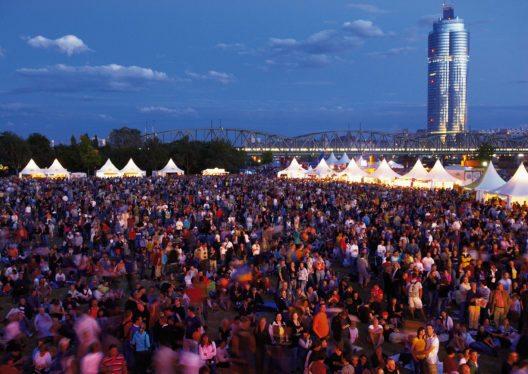 Donauinselfest (Bild: © WienTourismus Karl Thomas)