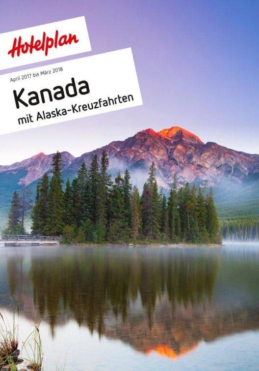 Kanada Cover (Bild: © Hotelplan)