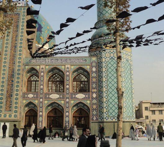 Iran - Moschee