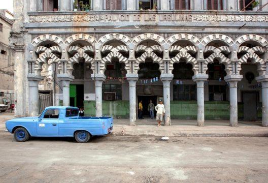 Kuba-Gebäude