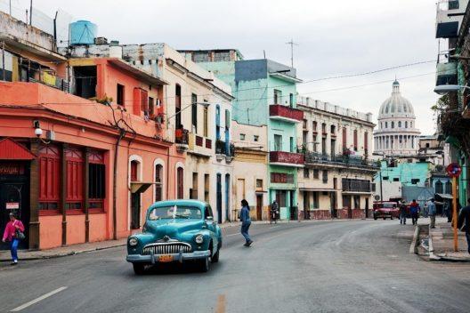 Kuba-Stadt