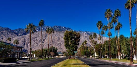 Palm-Springs-Straße