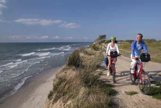 Mit Radweg-Reisen auf dem Darss - Radurlaub auf dem Darß ist perfekt für Familien, Bummler und Geniesser.