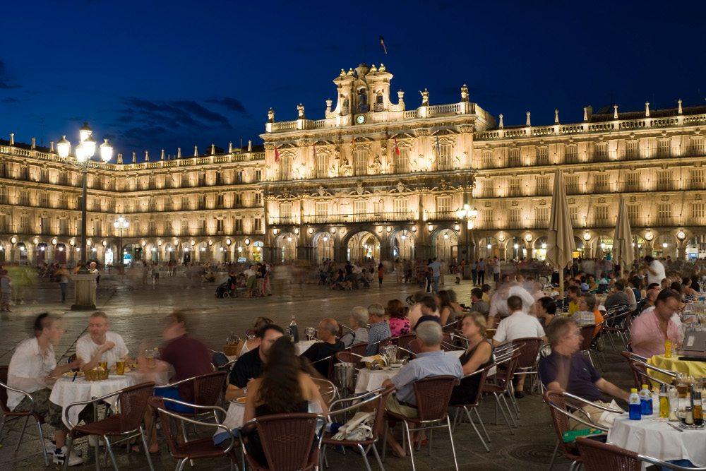 Salamanca (Bild: © TURESPAÑA - ZÜRICH)