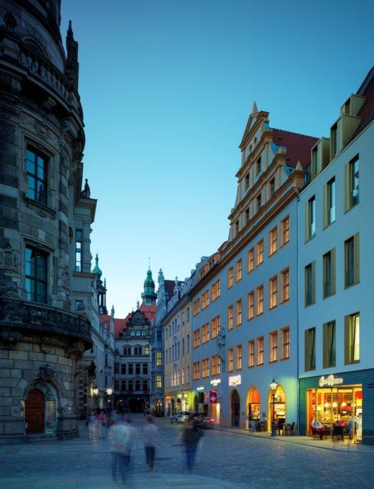 Swissôtel Dresden Am Schloss – Schlossstrasse. (Bild: Swissôtel Hotels und Resorts)