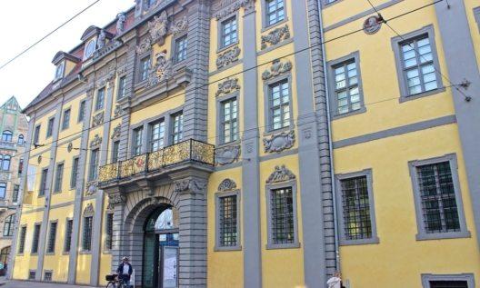 Angermuseum (Bild: © Erfurt Tourismus und Marketing GmbH)