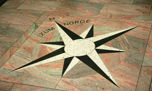 Zum Norde Kompass