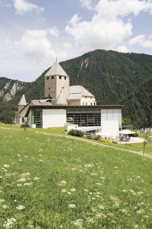 Das Museum Ladin in Ciastel de Tor im Gadertal ist eines des spannendsten Museen Südtirols. Das Museum ist der ladinischen Sprache und Kultur gewidmet. (Bild: © Südtirol Marketing / Stefano Scatà)