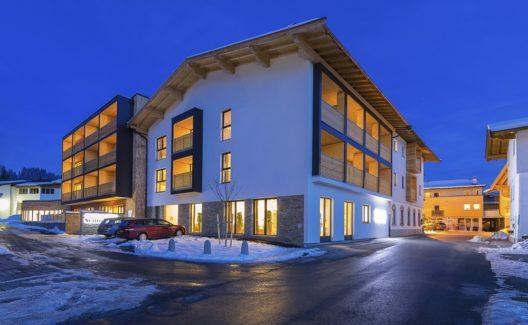 Appartementhotel Sonnenhof (Bild: © Hotel Sonnenhof)