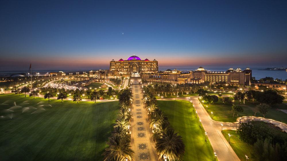 Emirates Palace Abu Dhabi (Bild: © Emirates Palace Abu Dhabi)