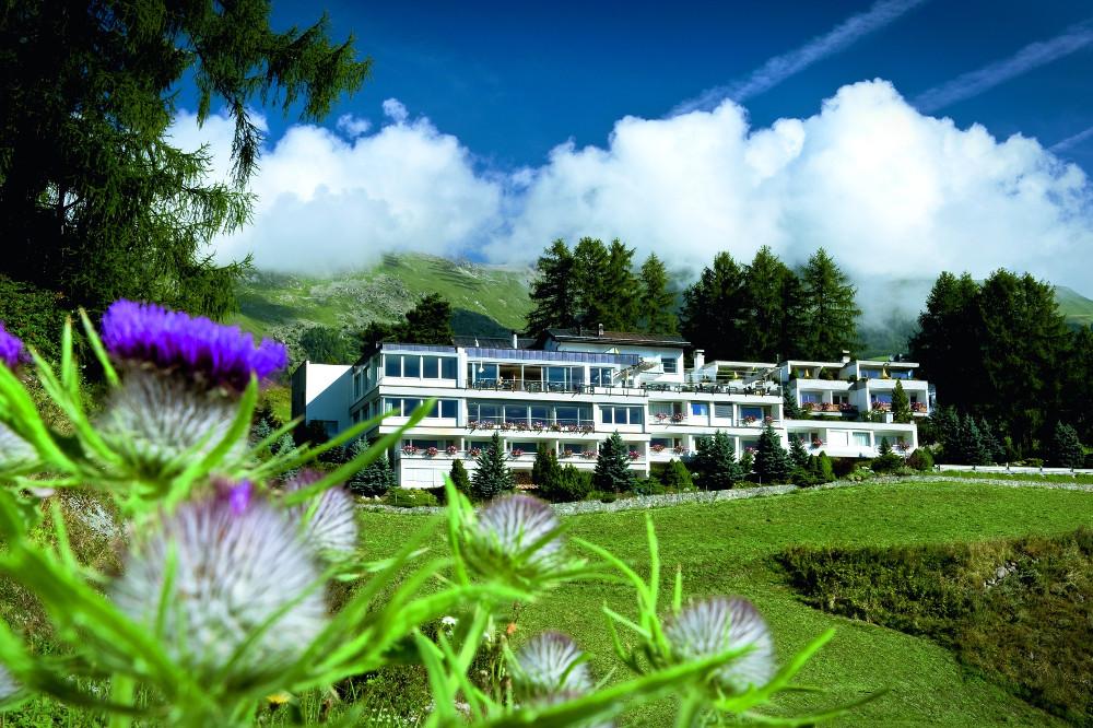 Relais & Châteaux Hotel Paradies (Bild: © Hotel Paradies)