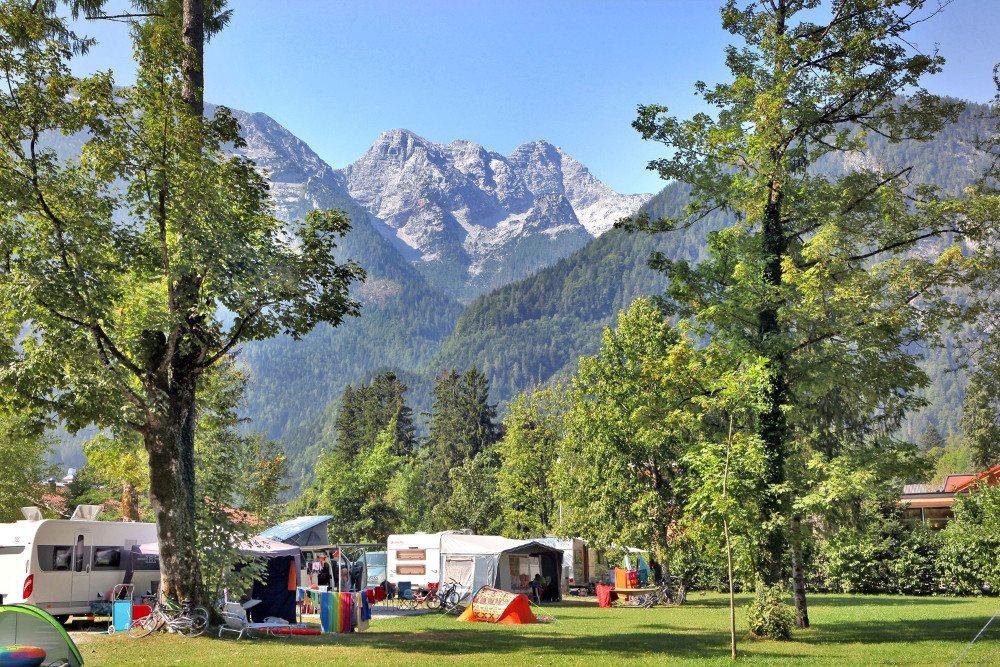 Camping Grubhof im Salzburger Pinzgau ist Europasieger. (Bild: Camping.Info GmbH)