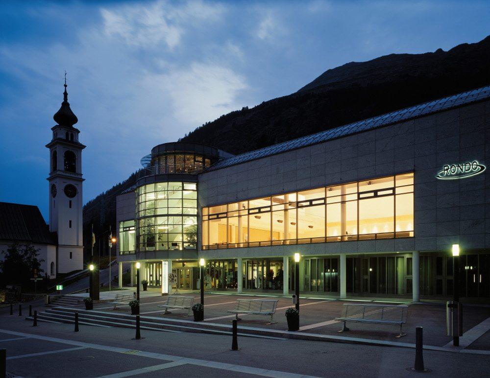 Kultur in St. Moritz (Bild: ENGADIN St. Moritz/Pontresina Tourismus/swiss-image.ch/Ralph Feiner)