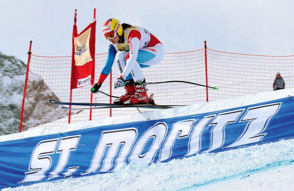 St. Moritz - Mekka für Skifans (Bild: ENGADIN St. Moritz/swiss-image.ch/Giancarlo Cattaneo)