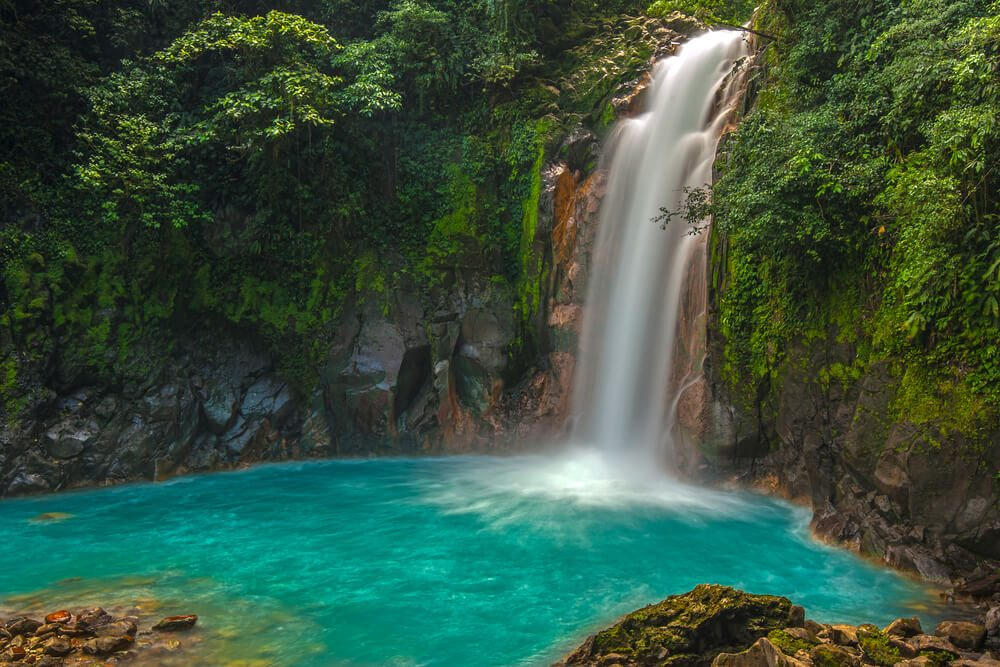 Gute Reise nach Costa Rica! (Bild: William Berry - shutterstock.com)