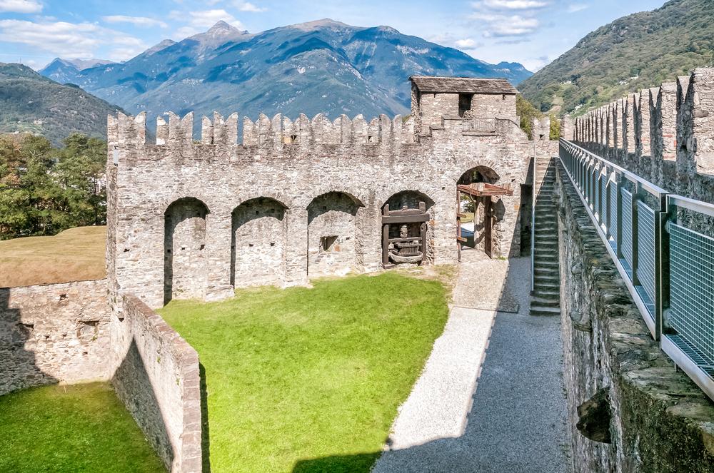 Castello di Montebello (Bild: elesi - shutterstock.com)