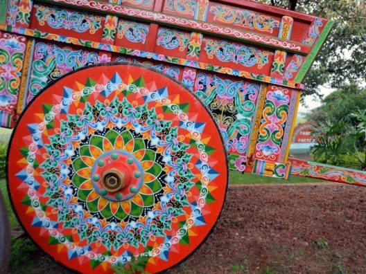 "Neues Kulturprojekt gestartet: ""Un pueblo con color"" (Bild: Global Communication Experts GmbH)"