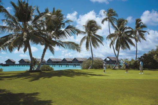 Shangri-La's Villingili Resort & Spa (Bild: © Shangri-La's Villingili Resort & Spa, Maldives)