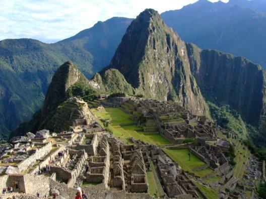 Der wohl berühmteste Ort Perus (Bild: © rebel - pixelio.de)
