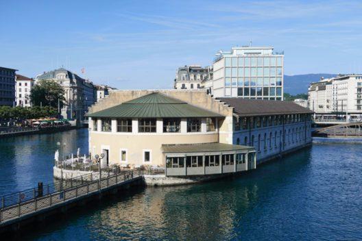 Ile de Geneve