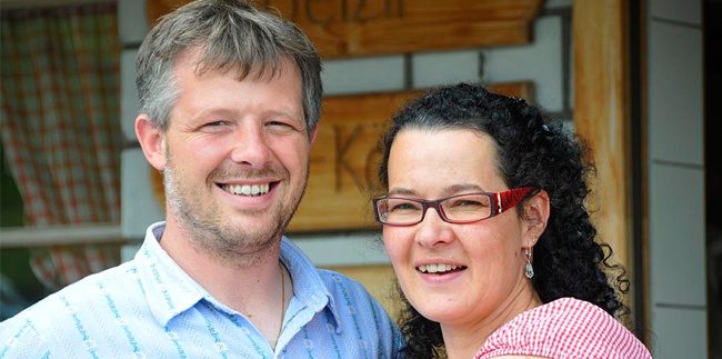 Sonja und Thomas Schnider