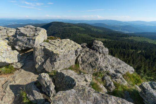 Der Bayerische Wald (Bild: © outdoorpixel - shutterstock.com)