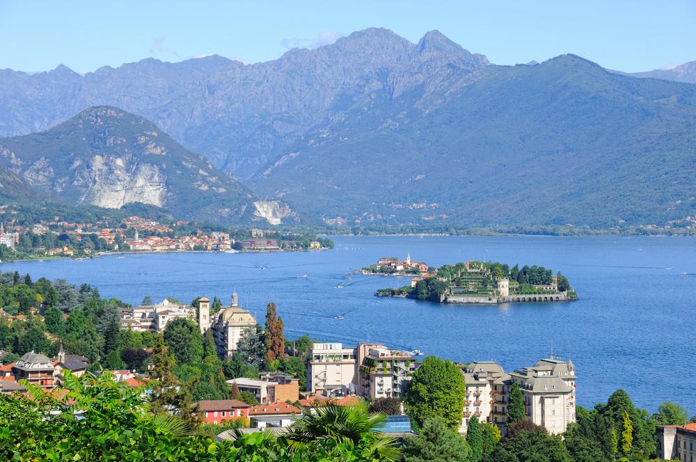 Traumhaft schön - der Lago Maggiore. (Bild: Yuriy Chertok)