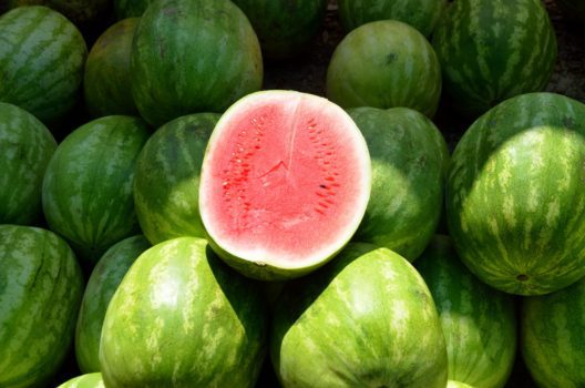 Melonen (Bild: Pixabay)