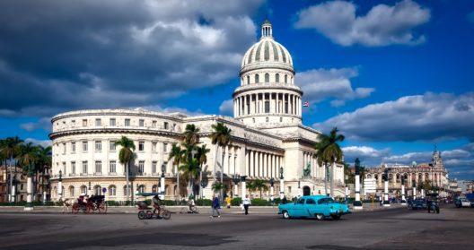 Kapitol in Havanna (Bild: Pixabay)