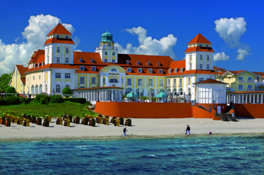 Deutschland, Ostsee, Insel Ruegen, Ostseebad Binz, Kurhaus (Bild: © Travel Charme Kurhaus Binz)