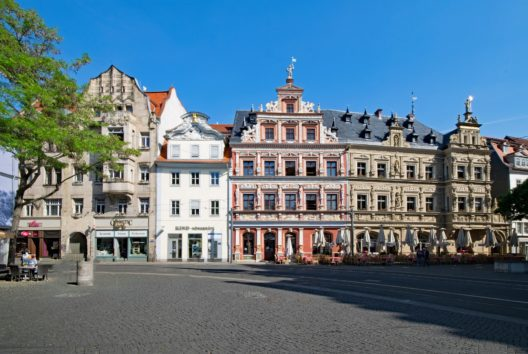 Stadt Erfurt (Bild: © pixabay)