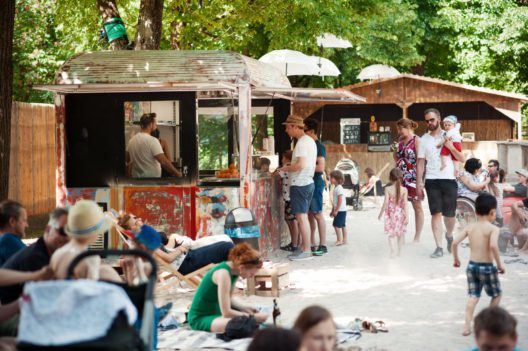 München - Kulturstrand (Bild: © Gabi-Neeb)