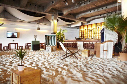 München - Indoorbeach (Bild: © beach38)