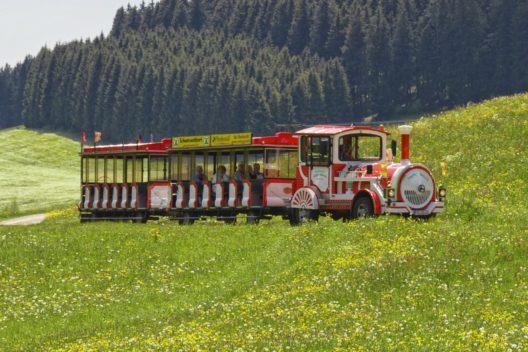 Hochschwarzwälder Zäpfle Bähnle (Bild: © agentur7)
