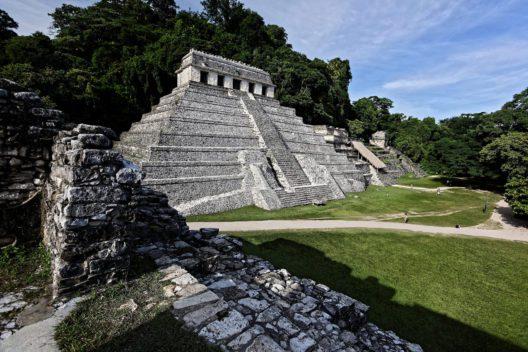 Pyramide in Mexiko (Bild: © Vadim / fotolia.de / #163787243)
