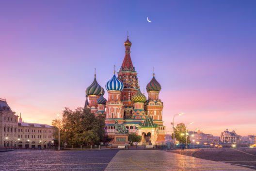 Basilius-Kathedrale in Moskau (Bild: © Sobolev Igor / fotolia.de / #98512768)