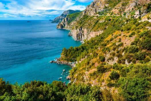Amalfiküste in Italien (Bild: © pixabay)