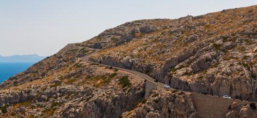 Karge Landschaft auf Mallorca (Bild: © pixabay)