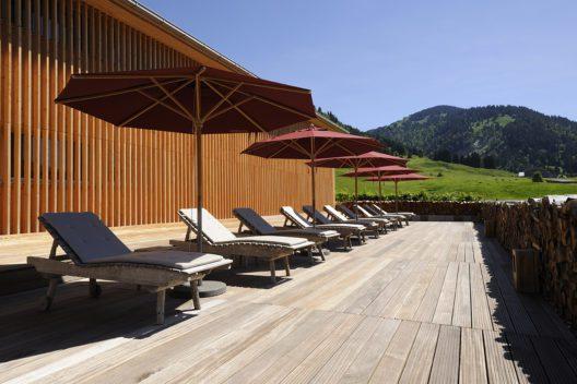 © Hubertus Alpine Lodge & Spa