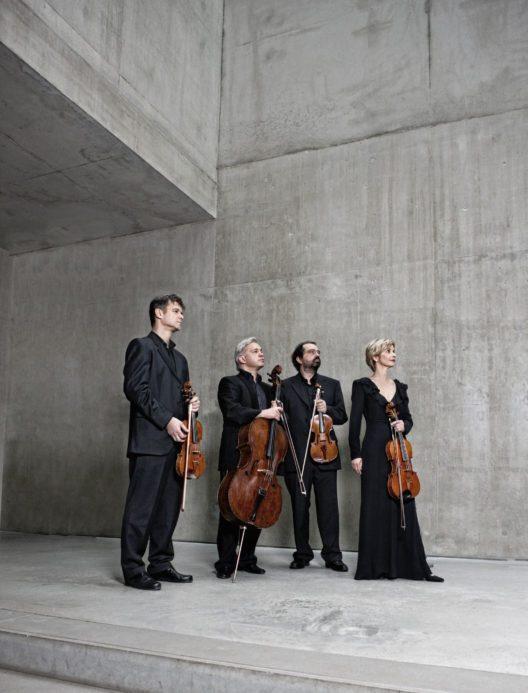"""Das weltberühmte """"Hagen Quartett"""": Es zählt zu den besten der Welt und tritt am 11. und 12. November auf dem Pilatus-Kulm auf. (Bild: © Harald Hoffmann)"""